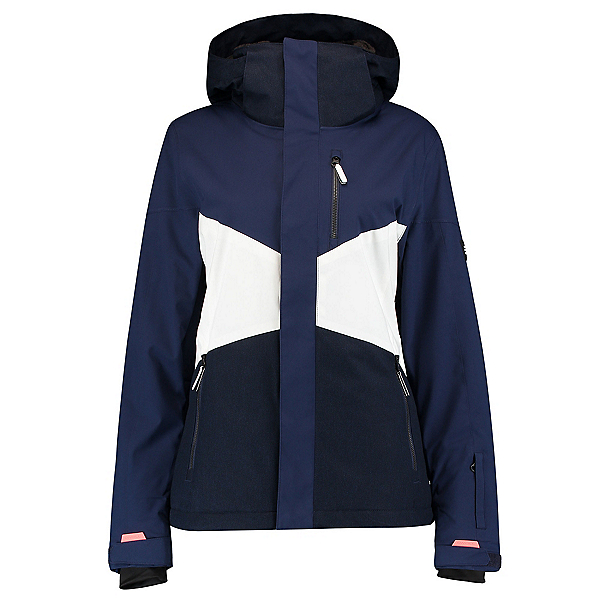 O'Neill Coral Womens Insulated Snowboard Jacket, Scale, 600
