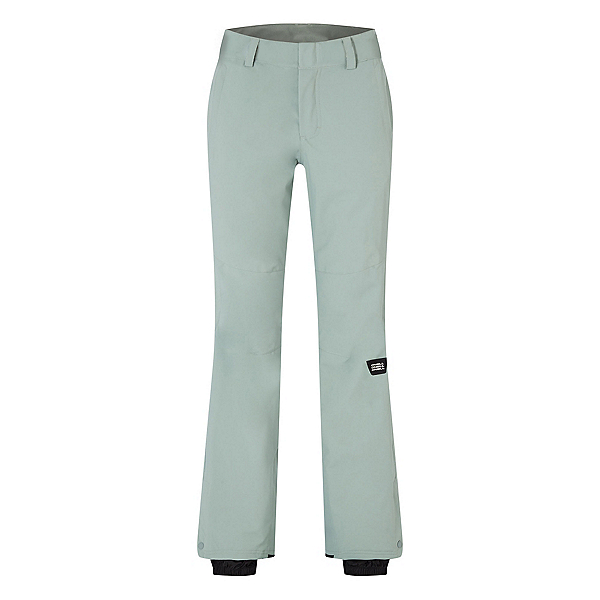 O'Neill Star Insulated Womens Snowboard Pants, Jadeite, 600
