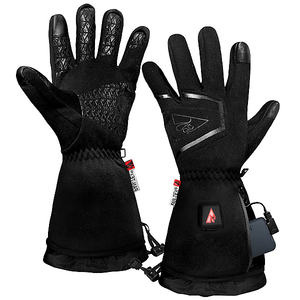 Action Heat 5V Battery Heated Softshell Gloves, , 600