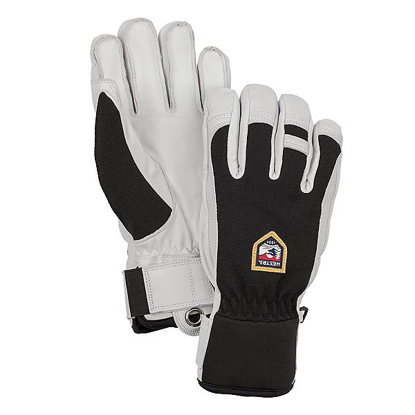 Hestra Army Leather Patrol Gloves, Black, 600
