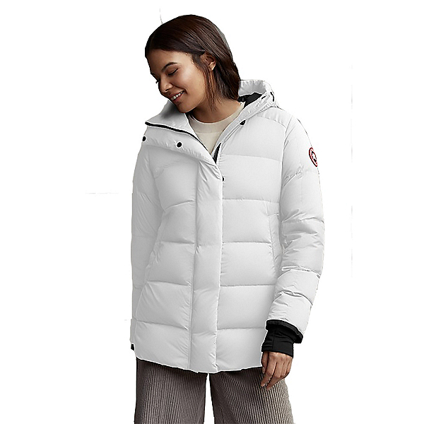 Canada Goose Alliston Down Womens Jacket, N. Star White, 600