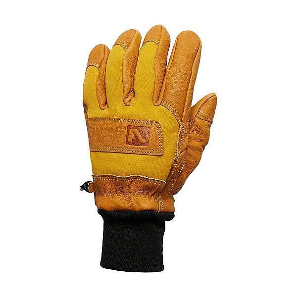 Flylow Magarac Gloves, Natural-Amber, 600