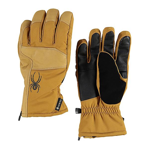 Spyder B.A. GTX Ski Gloves, Toasted, 600