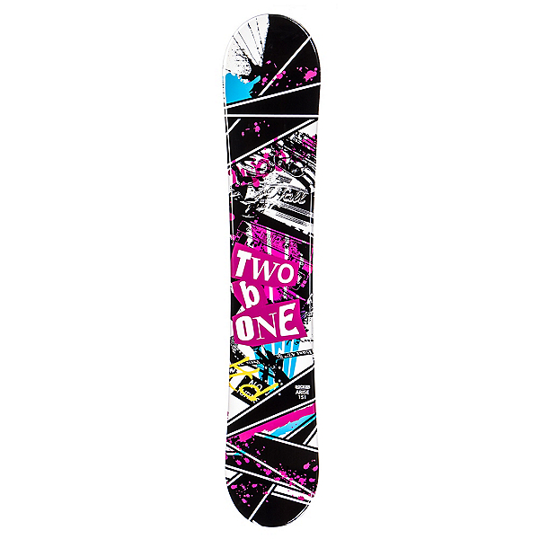 2B1 Arise Rocker Snowboard, , 600