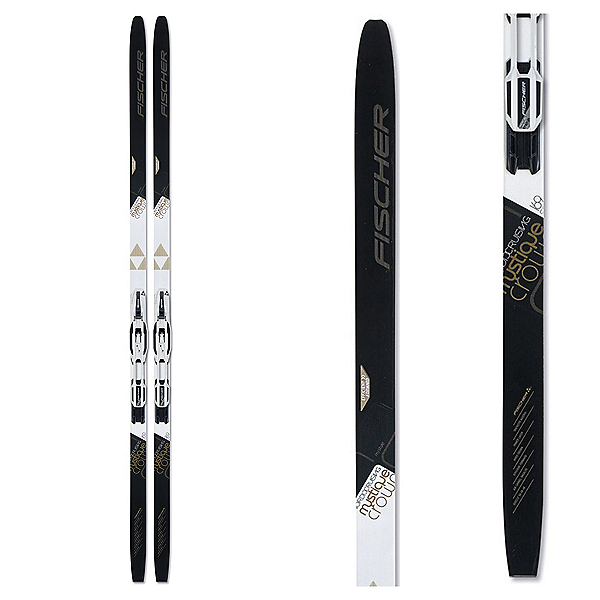 Fischer Mystique EF Womens Cross Country Skis with Control Step In IFP Bindings 2020, , 600