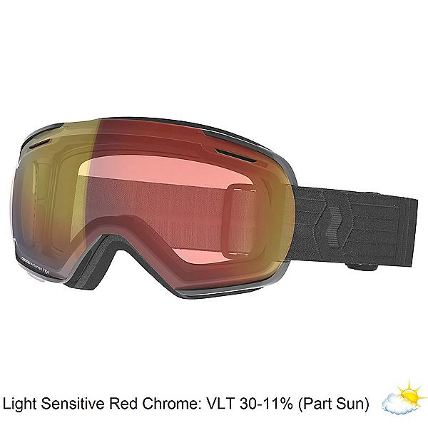 Scott Linx LS Goggles, Black-Light Sensitive Red Chrome, 600