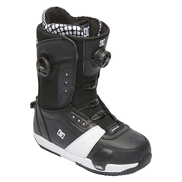 DC Lotus Step On Womens Snowboard Boots, , 600