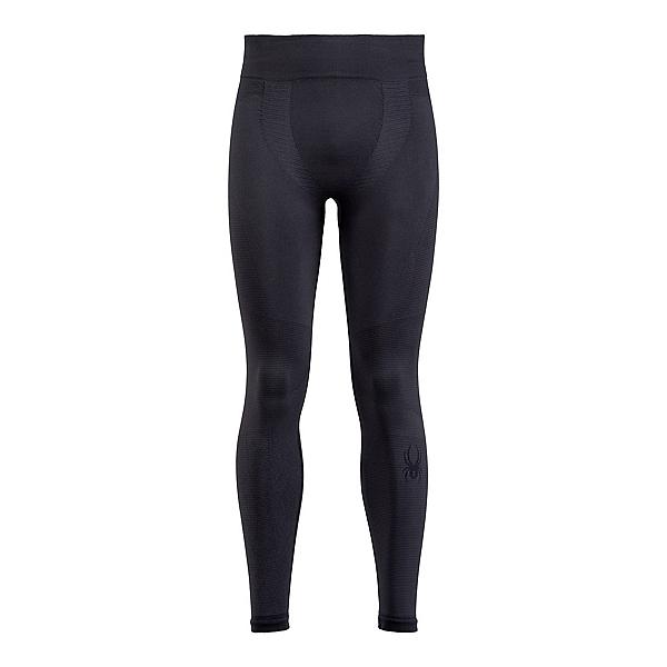 Spyder Momentum Mens Long Underwear Pants, Black, 600