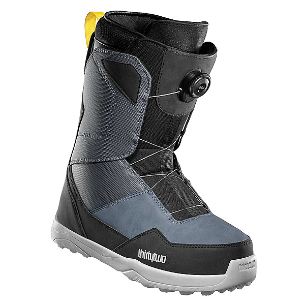 ThirtyTwo Shifty Boa Snowboard Boots, Grey-Black, 600