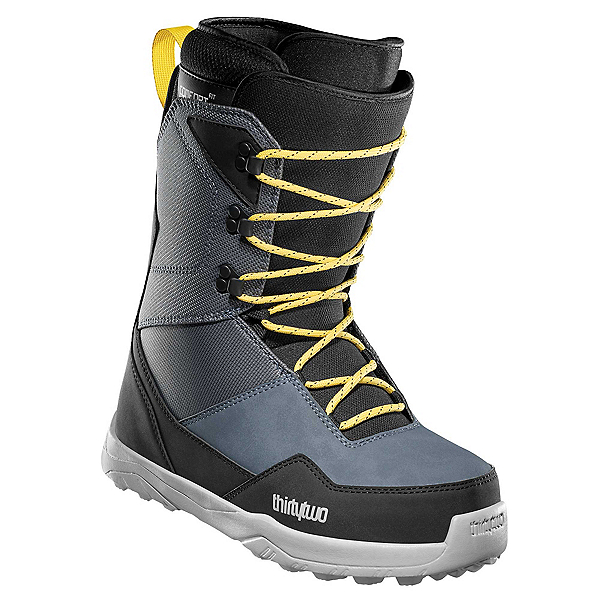 ThirtyTwo Shifty Snowboard Boots, Grey-Black, 600