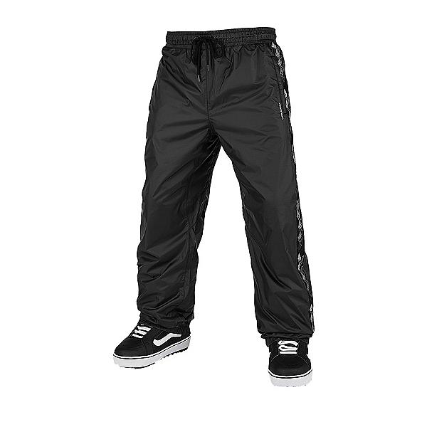 Volcom Slashlapper Mens Snowboard Pants, Black, 600