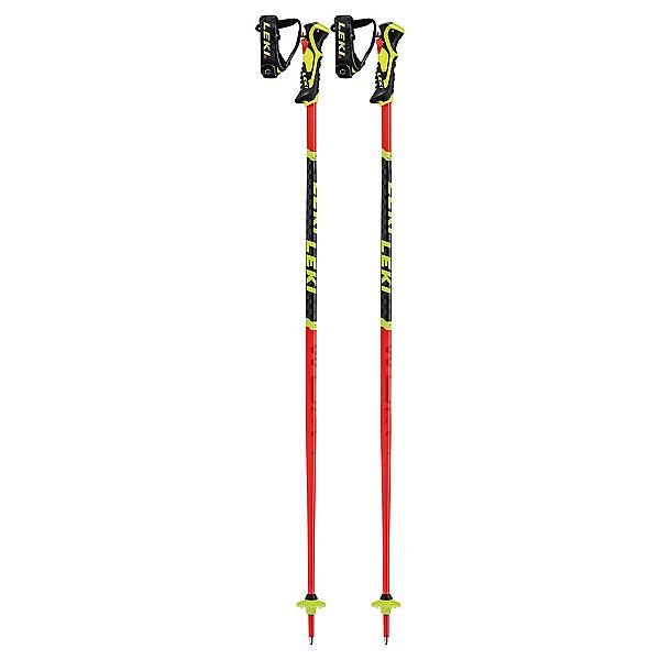 Leki Leki WCR Lite SL 3D Race Ski Poles Ski Poles, , 600