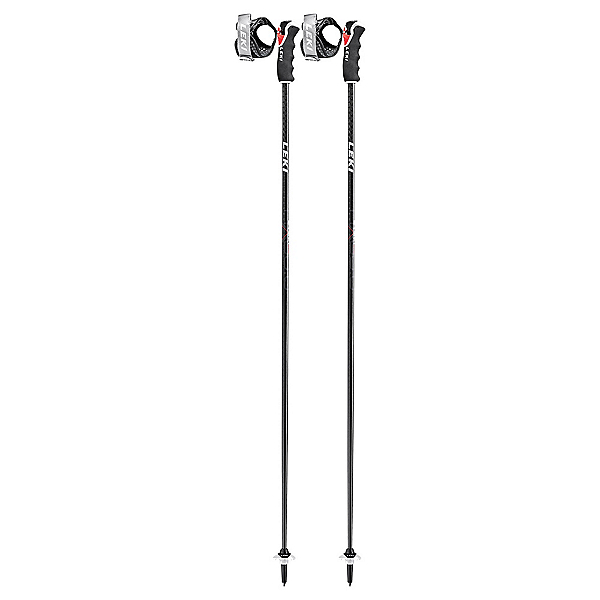 Leki Leki Carbon HX 3D Ski Poles Ski Poles, Black, 600