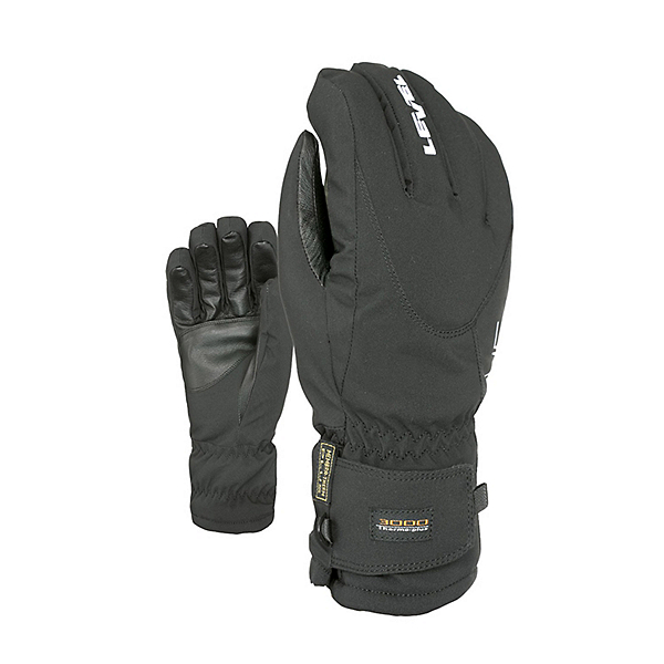 Level Alpine Gloves 2020, Black, 600