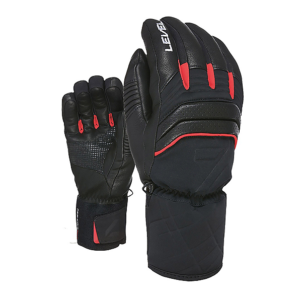 Level Ultra Gloves 2020, Red, 600