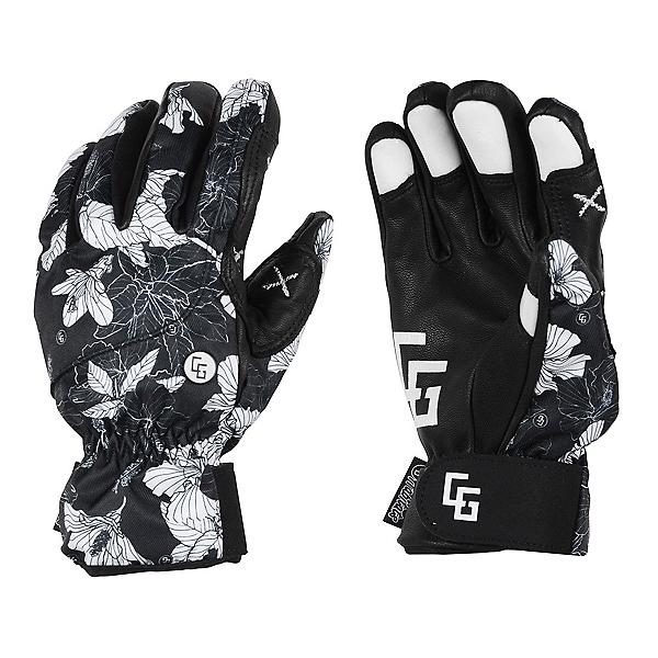 CandyGrind Park Gloves 2022, Aloha Black, 600