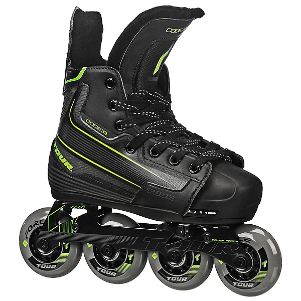 Tour Code 9 Adjustable Kids Inline Hockey Skates, , 600