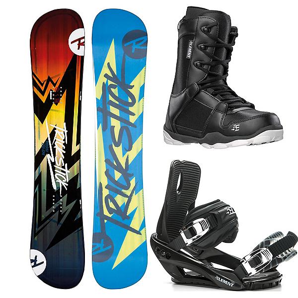 Rossignol Trickstick AF Complete Snowboard Package 2020, , 600