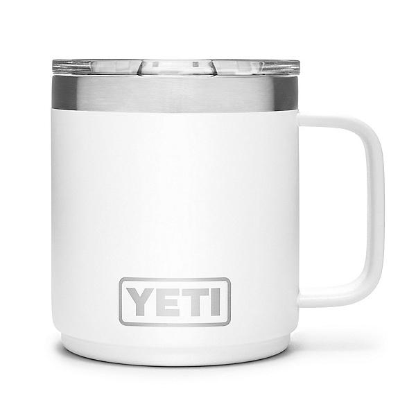 YETI Rambler 10 oz Mug, White, 600