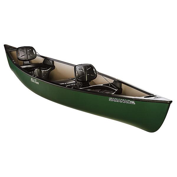 Old Town Saranac 146 Canoe, Green, 600