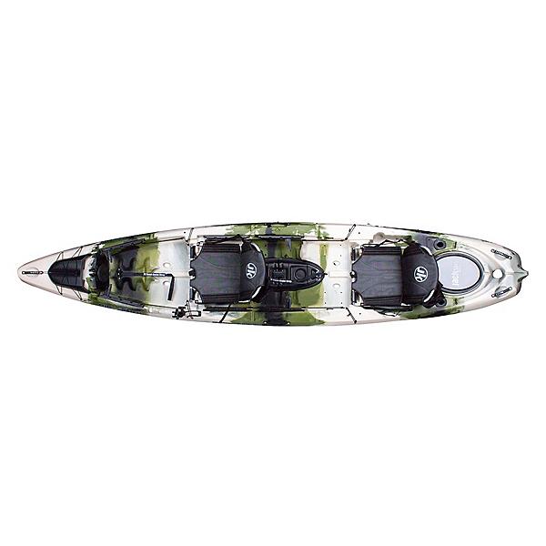 Jackson Kayak Big Tuna 2021 Tandem Kayak, Forest, 600
