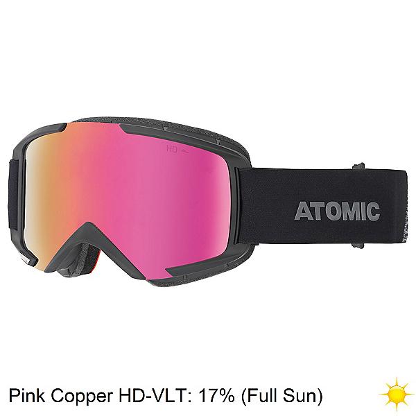 Atomic Savor HD Goggles 2020, Black-Pink Copper Hd, 600
