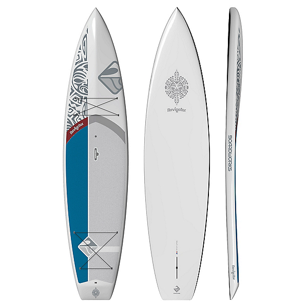 Boardworks Surf Navigator 11'6 Touring Stand Up Paddleboard, , 600