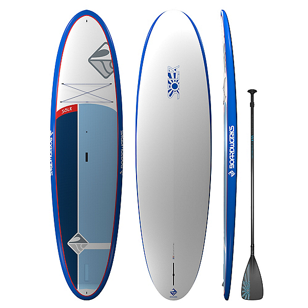 Boardworks Surf Solr 11'6 Recreational Stand Up Paddleboard, , 600