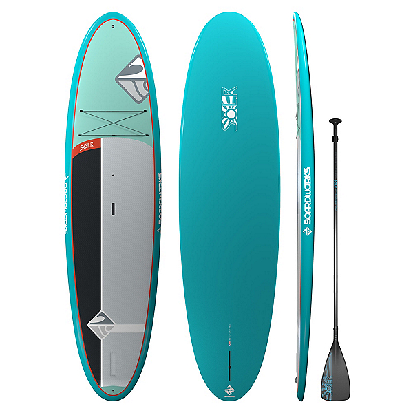 Boardworks Surf Solr 10'6 Recreational Stand Up Paddleboard, , 600