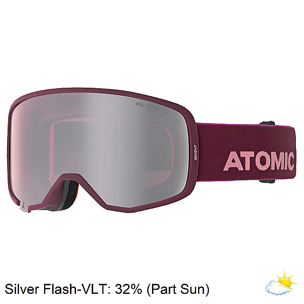 Atomic Revent Womens Goggles 2020, , 600