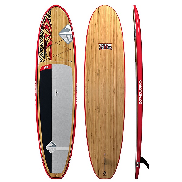 Boardworks Surf Triton 11'6 Recreational Stand Up Paddleboard, , 600