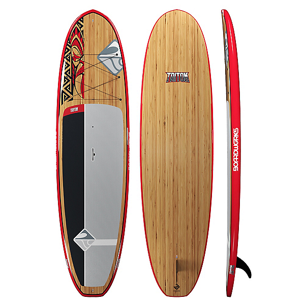 Boardworks Surf Triton 10'6 Recreational Stand Up Paddleboard, , 600