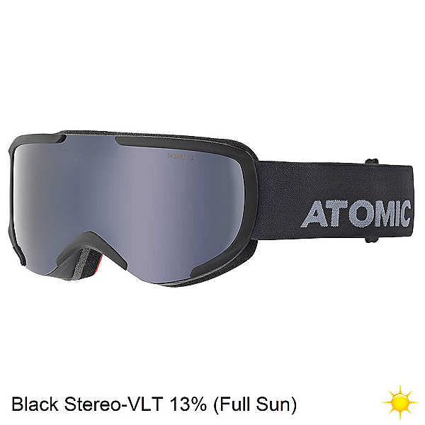 Atomic Savor Stereo S Womens Goggles 2020, Black-Black Stereo, 600