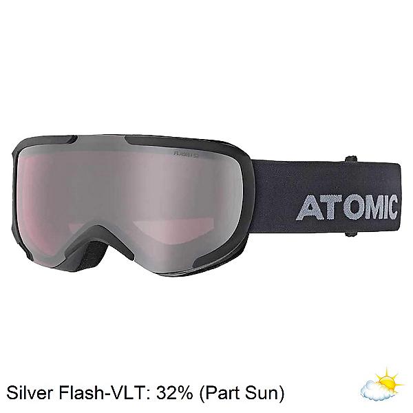 Atomic Savor S Womens Goggles 2020, Black-Silver, 600