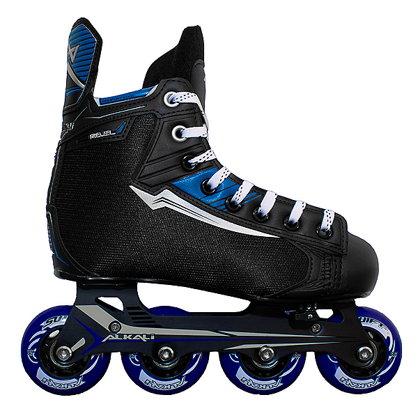 Alkali Revel 4 Senior Roller Kids Inline Hockey Skates, , 600