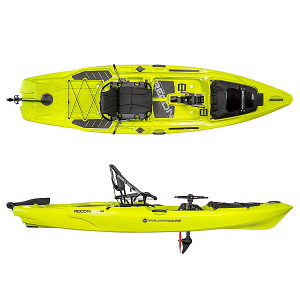 Wilderness Systems Recon 120 HD Kayak, , 600