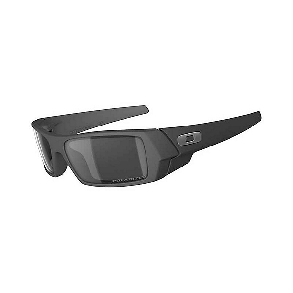 Oakley Gas Can Sunglasses, Matte Black, 600