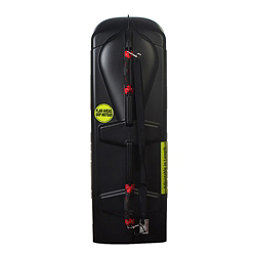 Sportube Series 3 Ski Bag 2018, Black, 256