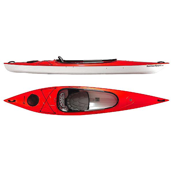 Hurricane Santee 116 Sport Kayak 2019, Red, 600