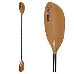 Werner Paddles - Tybee FG Hooked 2PC LeverLock Kayak Paddle