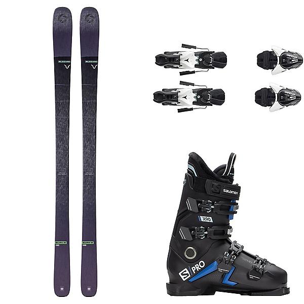 Blizzard Brahma 82 Blem Ski Package 2020, , 600