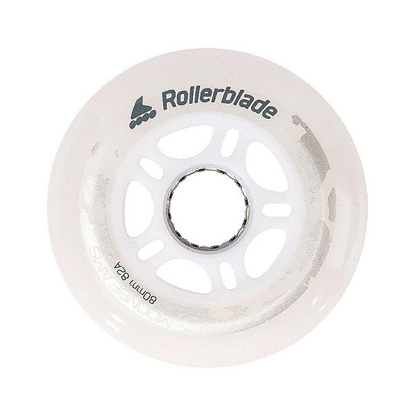 Rollerblade Moonbeam LED - 4 Pack Inline Skate Wheels, , 600