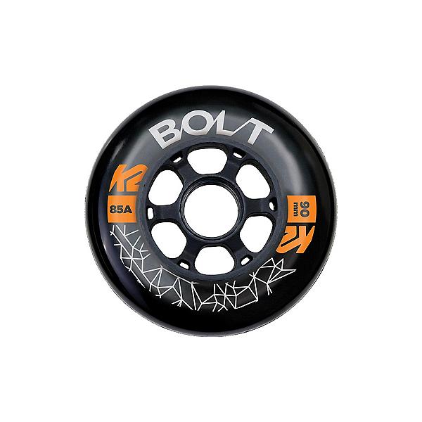 K2 Bolt 90mm/85A - 4 Pack Inline Skate Wheels, , 600