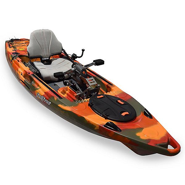 Feelfree Lure 11.5 V2 Overdrive Fishing Kayak 2022, Fire Camo, 600