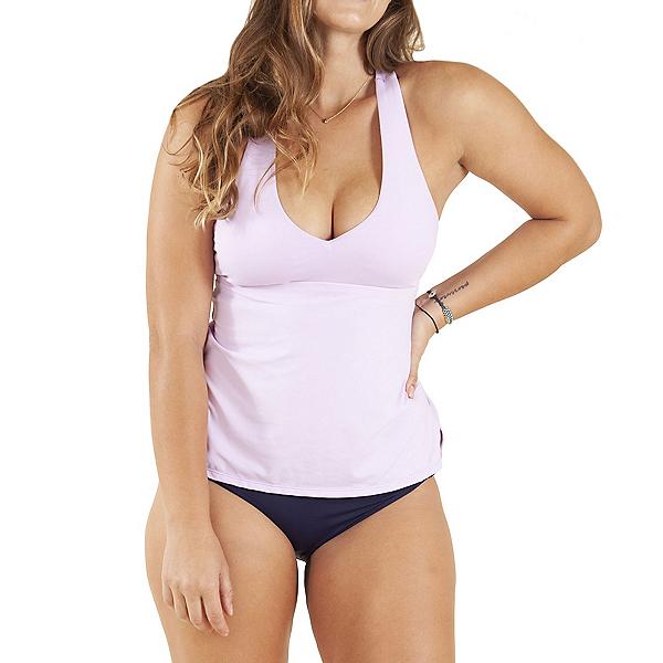 Carve Designs La Jolla Tankini Bathing Suit Top, Lilac, 600