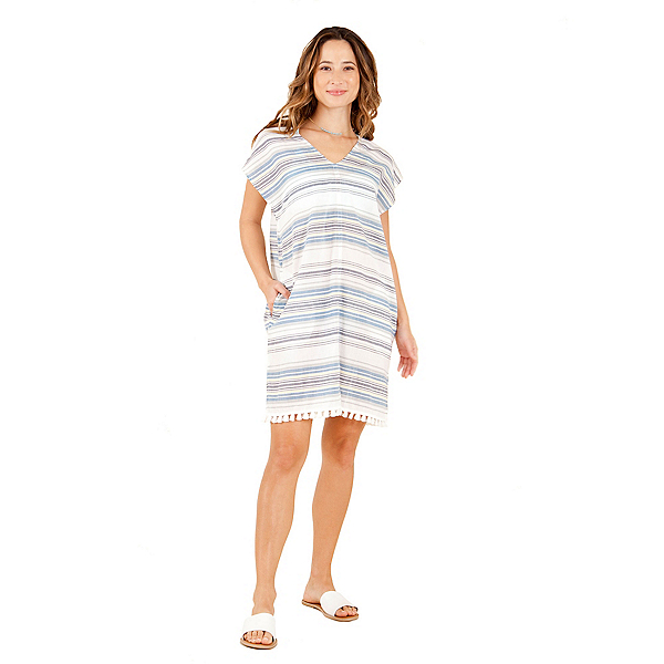 Carve Designs Tamiko Bathing Suit Cover Up, , 600