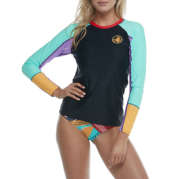 Body Glove Hero Sleek Womens Rash Guard, , 600