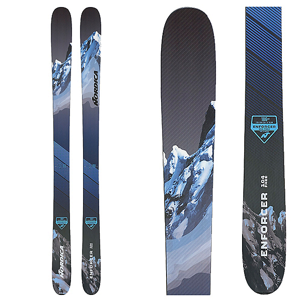 Nordica Enforcer 104 Free Skis 2022, , 600