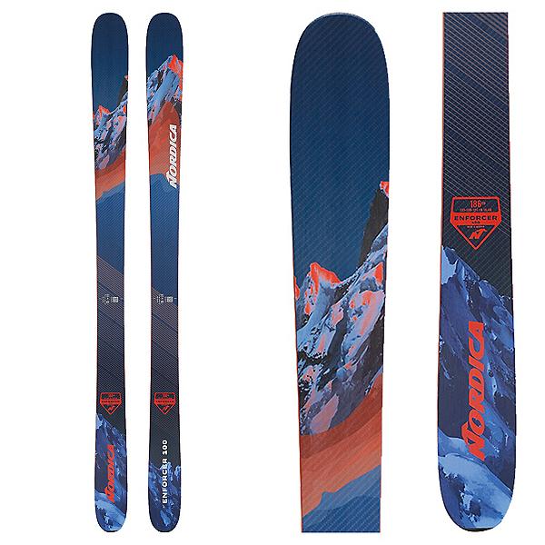 Nordica Enforcer 100 Skis 2022, , 600