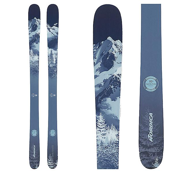 Nordica Santa Ana 93 Womens Skis 2022, , 600